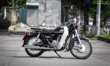Xe côn tay 'Hoàng tử đen' tái xuất tại Hà Nội, thét giá đắt hơn cả dòng 1000cc