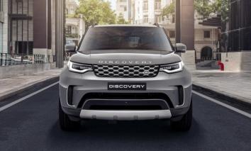 Land Rover Discovery phiên bản mới tại Việt Nam: Sang trọng, tinh tế và đa dụng hơn