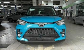Toyota Raize lộ diện sớm hơn dự kiến, khách Việt hào hứng đón chào mẫu SUV mini giá rẻ