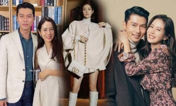 Son Ye Jin lộ vóc dáng lùm xùm hậu tin đồn có bầu với Hyun Bin