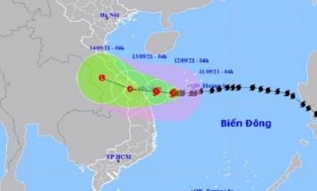 Dự báo thời tiết 11/9: Bão số 5 giật cấp 12 chuẩn bị đổ bộ Đà Nẵng
