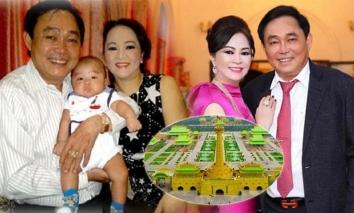 Bà Phương Hằng lộ bí mật hôn nhân với ông Huỳnh Uy Dũng, góc khuất ngỡ ngàng