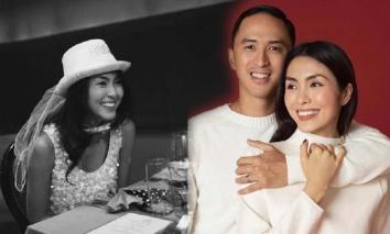 Tăng Thanh Hà bất ngờ hoài niệm thời chưa lấy chồng đại gia