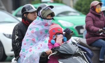 Dự báo thời tiết 12/10: Gió mùa Đông Bắc về, Bắc Bộ ngớt mưa ngày nắng
