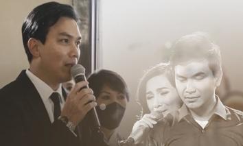 2 chữ cuối cùng Mạnh Quỳnh gửi tới Phi Nhung khiến khán giả rơi nước mắt