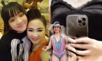 Hot hơn cả ảnh bikini của bà Phương Hằng là khoảnh khắc đòi 'độ' một thứ của ái nữ Natalie