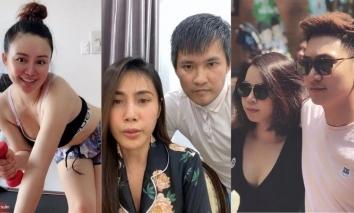 Sao Việt 6/9: Vy Oanh bàng quan trước 'biến' showbiz, vợ Mạnh Trường học Ngọc Trinh khi hừng hực tại nhà