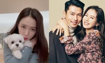Son Ye Jin lên tiếng làm rõ đồn đoán có con đầu lòng với Hyun Bin