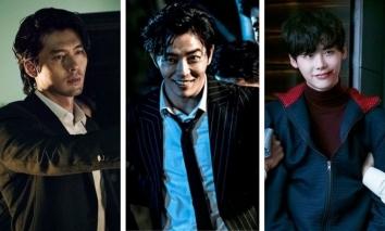 8 tài tử Kbiz vẫn điển trai dù hóa 'ác nhân' trên màn ảnh: Hyun Bin, Lee Jong Suk có mặt!