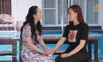 Hương vị tình thân phần 2 tập 36: Bà Xuân 'quay xe' với Nam, 'tiểu tam' lớn tiếng khuyên Thy bỏ chồng