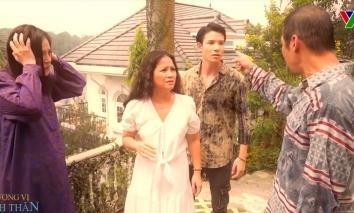 Hương vị tình thân phần 2 tập 58: Bà Sa bị bố con Nam 'dằn mặt' vì dĩ vãng 'dơ dáy'