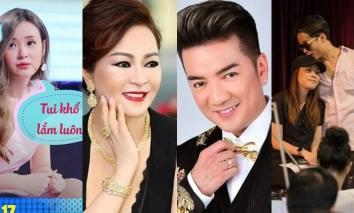 Showbiz 25/8: Đàm Vĩnh Hưng chấp nhận thách thức 96 tỷ của bà Phương Hằng, Midu 'vạ miệng' về số bất động sản 'khủng'