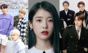 IU 'vượt mặt' BTS trên Billboard, chứng minh đẳng cấp 'Nữ hoàng nhạc số Kpop'
