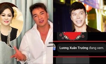 Sao Việt 'vui như Tết' đi 'hóng' bà Phương Hằng 'công chuyện' với Đàm Vĩnh Hưng