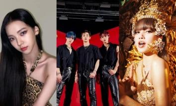 Kpop hot tuần qua: Lisa vừa solo, MV BTS lọt top trở lại; Red Velvet lại lập thành tích; Hyunjin hẹn hò Karina (aespa)?