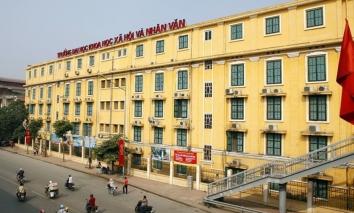 Điểm chuẩn trường ĐH Khoa học Xã hội & Nhân văn Hà Nội năm 2021