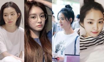 Tranh cãi BXH 'mặt mộc' mỹ nhân Kpop: Jisoo (BLACKPINK), Irene (Red Velvet), Tzuyu, Winter (aespa) công nhận nhưng top 1 'ngơ ngẩn'