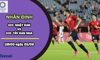 Dự đoán Tây Ban Nha vs Nhật Bản, nhận định trận đấu, 18h00 ngày 03/08: Bóng đá nam Olympic