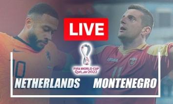 Trực tiếp Hà Lan vs Montenegro, link xem trực tiếp Hà Lan vs Montenegro: 01h45 ngày 05/09