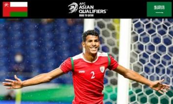 Trực tiếp Oman vs Ả Rập Xê Út, link xem trực tiếp Oman vs Ả Rập Xê Út: 23h00 ngày 07/09