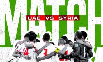 Trực tiếp Syria vs UAE, link xem trực tiếp Syria vs UAE: 23h00 ngày 07/09