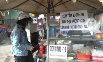 TP.HCM cho phép quán ăn mở lại, bán hàng mang về đến 18h hàng ngày