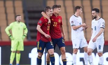 Trực tiếp Kosovo vs Tây Ban Nha, link xem trực tiếp Kosovo vs Tây Ban Nha: 02h45 ngày 09/09