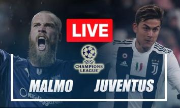 Trực tiếp Malmo vs Juventus, link xem trực tiếp Malmo vs Juventus: 02h00 ngày 15/09