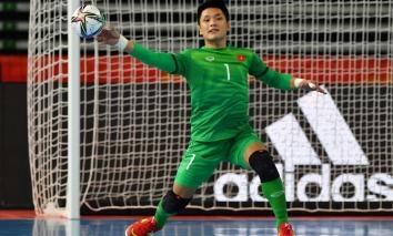 FIFA kinh ngạc trước màn trình diễn của 'người nhện' ĐT Việt Nam, ấn tượng vì siêu phẩm bị từ chối
