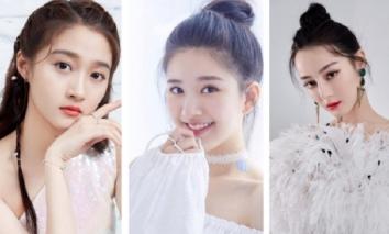 10 tiểu hoa hậu 90 tiềm năng nhất Cbiz: Lộ Tư, Nhiệt Ba như 'ngựa ô thoát cương', Dương Tử ngấp nghé 'nữ hoàng rating'