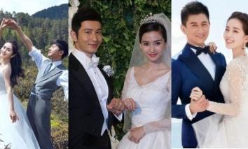 Sao Hoa ngữ mừng cưới: Người bỏ phong bì thu nhập cả năm, kẻ gửi mỗi chăn bông chúc mừng