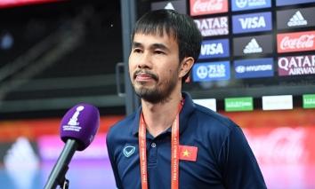 HLV Phạm Minh Giang chia sẻ bí quyết giúp ĐT Việt Nam lần thứ hai tạo 'địa chấn' tại World Cup Futsal