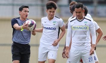AFC chốt suất dự cúp châu Á 2022: HAGL ăn mừng trở lại Champions League sau 17 năm