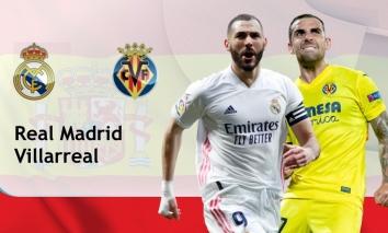 Nhận định Real Madrid vs Villarreal (2h00, 26/09) vòng 6 La Liga: 'Kền kền trắng' tung hoành