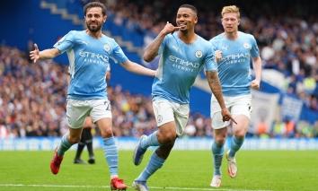 Kết quả Chelsea vs Man City: 'Đánh sập' Stamford Bridge, Pep 'rửa hận' chung kết Champions League
