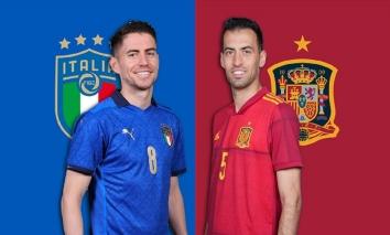 Lịch thi đấu bóng đá hôm nay 7/10: ĐT Việt Nam ra trận, Italia tái đấu Tây Ban Nha