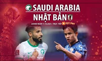 Nhận định Saudi Arabia vs Nhật Bản (0h00, 08/10) vòng loại thứ 3 World Cup: Kỳ phùng địch thủ