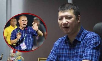 BLV Quang Huy: 'Việt Nam không đáng thua trận, khó trách thầy Park về Thanh Bình'
