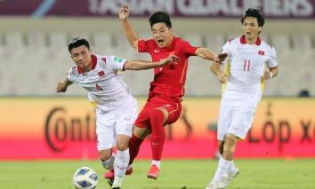 Báo Trung Quốc thừa nhận điểm thua kém trọng yếu so với bóng đá Việt Nam