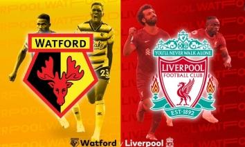 Nhận định Watford vs Liverpool (18h30, 16/10) vòng 8 Premier League: Không thể chủ quan
