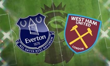 Nhận định Everton vs West Ham (20h00, 17/10) vòng 8 Premier League: Chủ nhà gặp