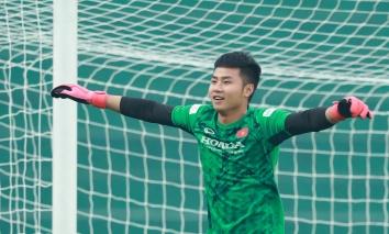 AFC xếp Văn Toản vào top 8 ngôi sao đáng xem nhất vòng loại U23 châu Á 2022