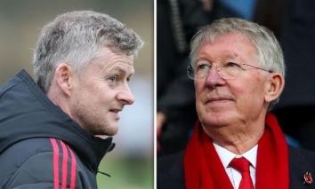 Sir Alex Ferguson ra tay 'giải cứu', HLV Solskjaer vẫn tạm giữ ghế