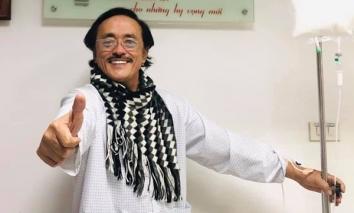 Nhìn lại loạt ảnh cuối đời của nghệ sĩ Giang còi: Vĩnh biệt anh, người nghệ sĩ đa tài