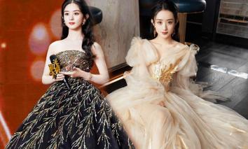 Phong cách thời trang chuẩn 'đẳng cấp quốc tế' của Triệu Lệ Dĩnh, dát Haute Couture đều như cơm bữa