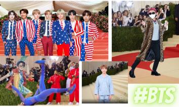 Mặn như fan BTS, chế một 'núi' meme idol dự Met Gala 2021: V còn đỡ, Jungkook chán chả buồn nói