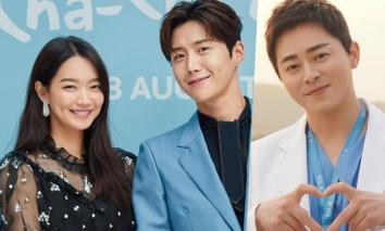 BXH 30 diễn viên Kbiz HOT nhất tháng 9: Nam thần Hometown Cha-Cha-Cha chễm chệ ngôi đầu, Song Kang mất hút