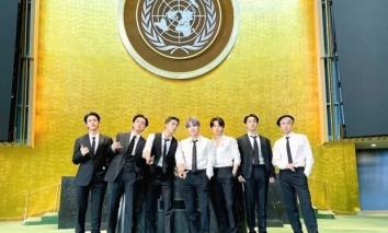 Ngầu như BTS: Hết phát biểu ở Liên Hợp Quốc, nay được UNICEF 'trao danh phận', sắp tới là gì nữa?