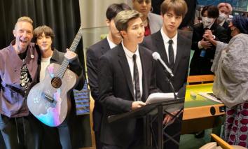10 khoảnh khắc gây 'chấn động' toàn cầu của BTS trong chuyến thăm NYC : Đố ai xem mà không tự hào