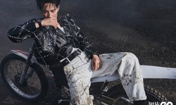 Đăng bộ ảnh thời trang mới, Vương Nhất Bác bị netizen ép bỏ nghề: Nguyên do vô lý nhất rất thuyết phục?